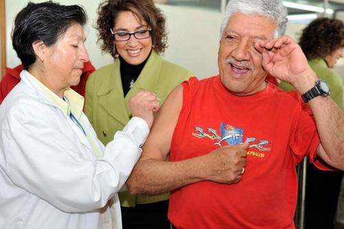 Didier de Saint Pierre y Álvaro Jiménez: Más viejos y con más enfermedades crónicas